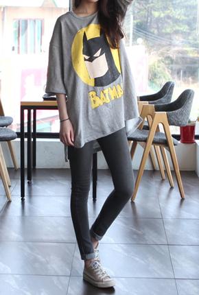 バットマンロングTシャツ