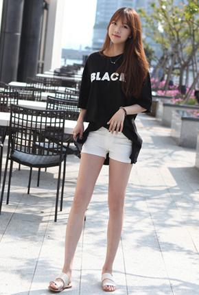 ボックスブラックティーシャツ